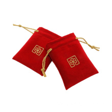 Velvet Bag Velvet Drawstring Pouch Gift Packaging